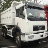 35 판매를 위한 톤 수용량 FAW Jiefang 덤프 트럭