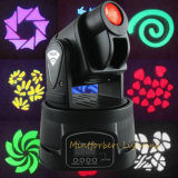 disco Light LED Moving Head Spot Light (MF-M15) de 15W Mini