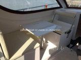 8.5m vetroresina e crogiolo di incrociatore di baracca dell'alluminio