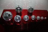 عيد ميلاد المسيح مرحلة حزب ضوء مرآة ديسكو كرة