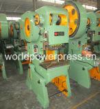 Macchina eccentrica inclinabile della pressa di potenza di 25 tonnellate