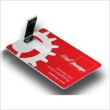 Uw Embleem op de Bestuurder van de Kaart USB als Producten van de Bevordering van de Gift van Kerstmis