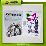 Impression de brochure de motocyclette d'Aima