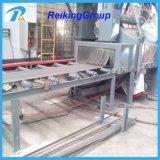 Type machine de convoyeur de rouleau de nettoyage de grenaillage de plaque en acier