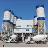 concreto do controle do PLC de 180m3/H Siemens que trata/planta de mistura