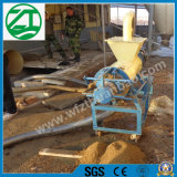 Séparateur de solide-liquide d'engrais de poulet/porc/vache, déshydrateur animal de fumier
