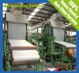 Línea de capa de papel directa la termal