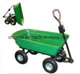 Hochleistungsvier Rad-Garten-Lastwagen-Hilfsmittel-Karre