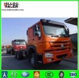 큰 할인을%s 가진 최신 판매 Sinotruk HOWO 6X4 336HP Euro2 포좌 트랙터 트럭