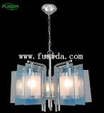 Het nieuwe Licht van het Kristal van de Kroonluchter van het Plafond van het Ontwerp Moderne, het Licht van de Tegenhanger