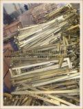 Poste galvanisé de longeron de butoir d'échafaudage
