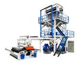 O LDPE LLDPE do HDPE escolhe o parafuso que empacota a máquina de sopro Sjm-Z70-1-2200 da película plástica