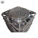 OEM Service Nodular Casting Iron Manhole Covers con High Strenth