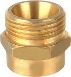 Ajustage de précision de pipe en laiton avec la couleur normale (YD-6005)