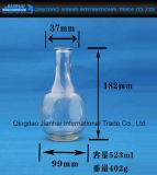 포도주와 액체를 위한 500ml 유리병