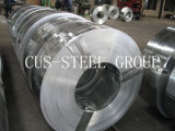 O MERGULHO quente de Z275g galvanizou bobinas Slitted da tira/tira de aço galvanizada