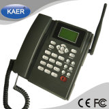GM/M Fixed Wireless Desktop Phone avec la carte SIM (KT1000-130)