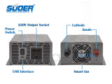 2014 Suoer 2000W Solar Power Inverter DC 12V a AC 230V Power Inverter Solar