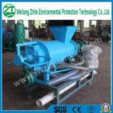 O desperdício agricultural seca a máquina, separador líquido contínuo do estrume animal