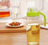 O vinagre da alta qualidade engarrafa o frasco de petróleo da cozinha do frasco de vidro do molho da soja