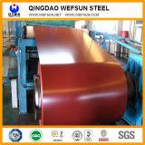 Цвет SGCC/Sgch/Ss33-80 ASTM/JIS/En покрыл стальную катушку