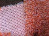 Tela do rolo de pintura que faz a máquina