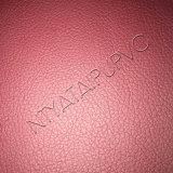 2016 novo gravar o couro do plutônio/PVC para o sofá e a cadeira