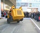 Carregador do boi do patim Ws50, lince de China, potência 50HP do motor, capacidade de carregamento 900kg