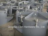 De marine Gelaste Keten van de Link van het Anker Studless met ABS Lr CCS