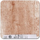 Película Hydrographic Printable de madeira reta de Yingcai 1m largamente