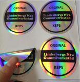 Contrassegno Screen-Printing di alta qualità trasparente (SM-L068)