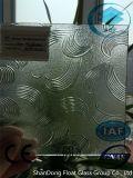 La radura può fiorire il vetro di Pattertned con Ce, iso (3-8mm)