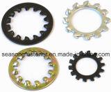 Rondelle de freinage dentelée/rondelle de dent (DIN6797A, J)