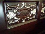 Fatura de madeira da mobília do router de madeira da gravura Machine/CNC da porta