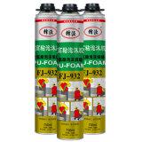Общецелевой свет - желтый Sealant пены PU жидкости от изготовления