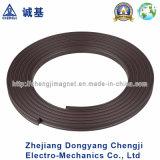 Tira magnética del imán flexible caliente de la venta para el refrigerador con la certificación ISO/Ts16949