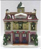 Подгонянное украшение модели дома смолаы