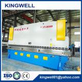 Metallrostfreies Platten-Stahlblatt-verbiegende Maschine mit bestem Preis (WC67Y-400TX6000)