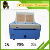 Preço da máquina de estaca do laser do CO2 com certificado do Ce