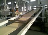 Plastik-Belüftung-Blatt-Strangpresßling-Produktionszweig Extruder-Maschine