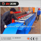 Dx Farbe strich die Stahlridge-Schutzkappen-Rolle an, die Maschine bildet