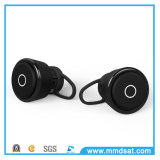 De professionele Draagbare Mini Stereofonische StereoTws Draadloze Bluetooth Oortelefoon van de Sport T6