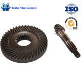 BS0160 6/43 kann kundenspezifischer Autos Zf Gang-Spirale-Kegelradgetriebe-Selbstersatzteil-schraubenartiger Gang sein