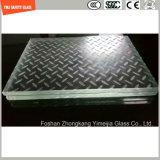 la stampa del Silkscreen di 3-19mm/incissione all'acquaforte acida/hanno glassato/piano del reticolo/hanno piegato Tempered/indurito Anti-Slittando il vetro per il portello/portello acquazzone/della finestra con il certificato di SGCC/Ce&CCC&ISO