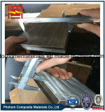 アルミニウム鋼鉄バイメタルの覆われた金属板