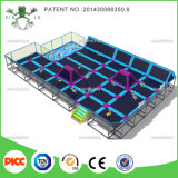 Trade Assurance FundのAdultsのためのカスタマイズされたRectangular Indoor Trampoline