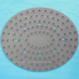 Gaxeta do bocal das cabeças de chuveiro da água da economia do silicone