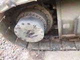 Trattore a cingoli giapponese usato molto buon 329d dell'escavatore del cingolo idraulico di condizione di lavoro