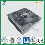 コンデンサー亜鉛犠牲的な陽極のための使用