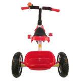 Miúdos Trike do veículo com rodas da venda por atacado três da fábrica de China com cesta traseira